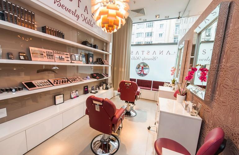 Salon Radisson Anastasia Beverly Hills Romania